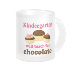 funny kindergarten teacher quotes Funny Kindergarten Teacher Froste...