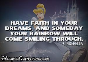 ... as cinderella quote disney disney movie posted on fri mar 23 2012