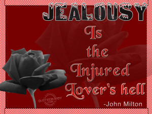 Jealousy Quotes Graphics, Pictures