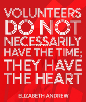Related Pictures volunteerism quotes and reflections