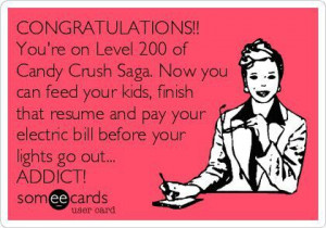 Candy Crush Saga-I will ever download candy rush.....