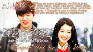 Korean Drama Quotes - The Heirs (2013)