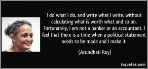 AM Worth It Quotes