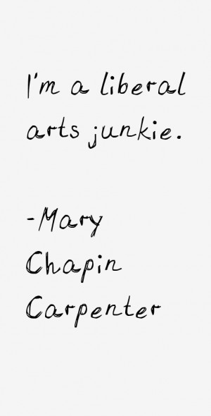 Mary Chapin Carpenter Quotes & Sayings