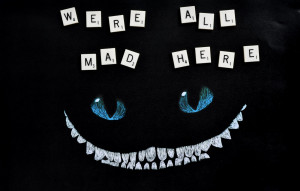 Displaying 9> Images For - Cheshire Cat Tim Burton Quotes...