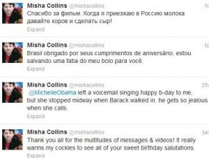 Misha Collins - misha-collins Photo