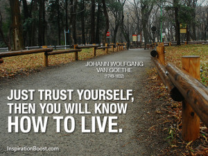Trust Quotes Inspiration Boost