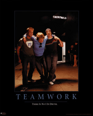 Funny ANTI Teamwork Quotes and