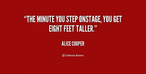Quotes by Alice Cooper