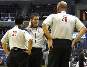 Scott Foster - NBA Referee - Truth About It.net - Photo Credit: Adam ...