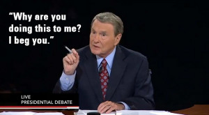 The Best Jim Lehrer Quotes from the First Debate