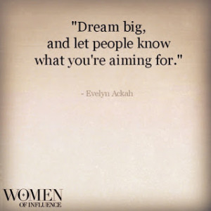 Instragraming Women of Influence Quotes