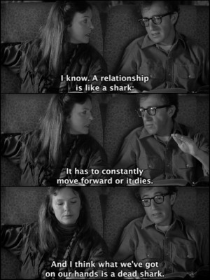 Annie Hall quotes,Annie Hall (1977)