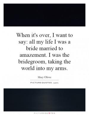 Amazement Quotes