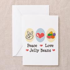 peace love beagles greeting cards pk of 20 on