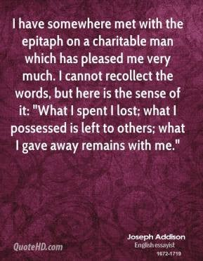 Epitaph Quotes