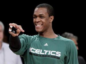 Rajon Rondo Boston Celtics Nba