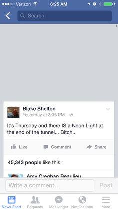 ... funny more internet site website s web site blake shelton shelton