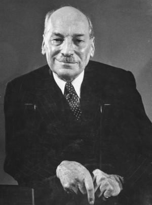 Clement Attlee 1883-1967