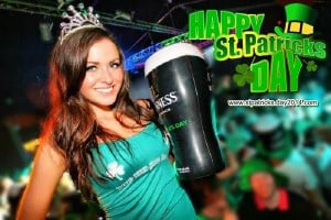 St Patricks Day 2014 Quotes, Sayings For Friends, Hot Girl with large ...