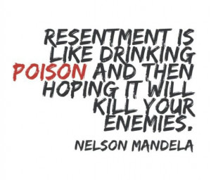 Forgive yourself for resentment and putting yourself through the ...