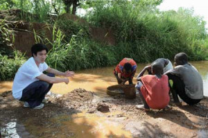 "Wang Lee Hom sponsors 10 children in Africa; Is now the ""Daddy"" of ..."