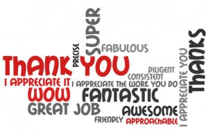 Managers' Words of Appreciation - A Key to Employee Motivation