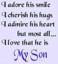 mother s of sons are very blessed mother heartmi son