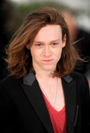 Caleb Landry Jones New Wall
