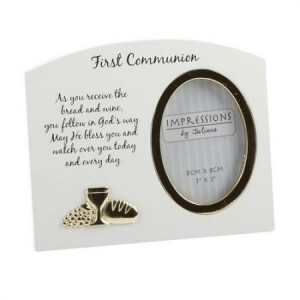 ... /Communion / 1st Communion /First Communion Photo Frame with Verse