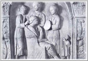 THE TREATMENT OF SLAVES IN ROME AND CHINA