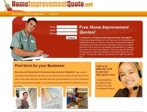 home improvement quote thumbnail