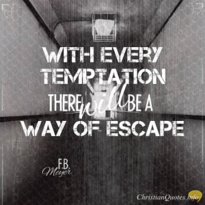 ... quote 5 effective ways to deal with temptation f b meyer quote images