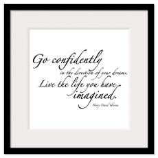 Famous Quotes Framed Prints & Famous Quotes Framed Posters