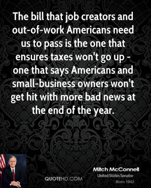 The bill that job creators and out-of-work Americans need us to pass ...