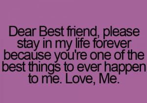 Best Friends Quotes Best friend quotes
