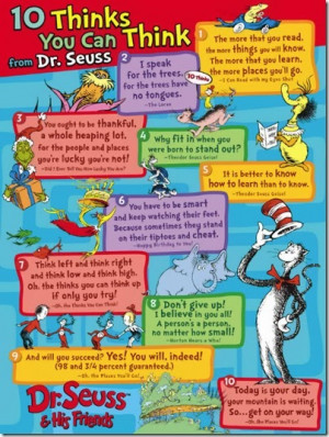 Quotes From Dr. Seuss Books