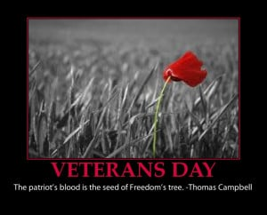 Veterans Day Quotes Honor
