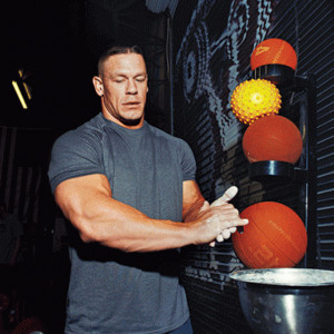 "out ""John Cena: Six Weeks to Strength"" program which showcase Cena ..."