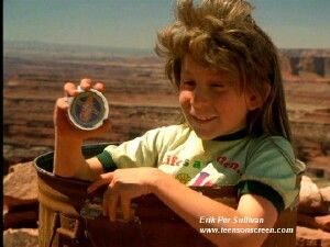 in the movie joe dirt, what does it say on joe's t-shirt when he was a ...