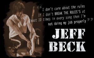 JeffBeckOfficial.com