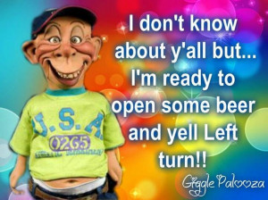 Too funny...Luv Jeff Dumham and his puppets. Good ol Bubba J :)