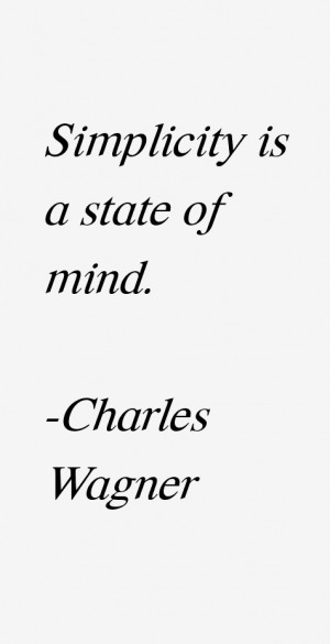Charles Wagner Quotes & Sayings
