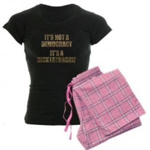 Amazon.com: CafePress Walking Dead Women's Dark Pajamas Women's Dark ...