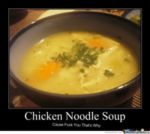 Related Pictures funny chicken soup photo spiderpic royalty free stock ...