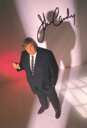 The Late, Great John Candy