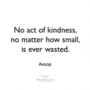 2013 quotes sayings aesop kindness quote bumper kindness quotes ...