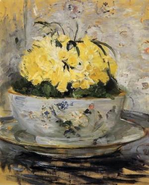 Berthe Morisot - Daffodils (1885)