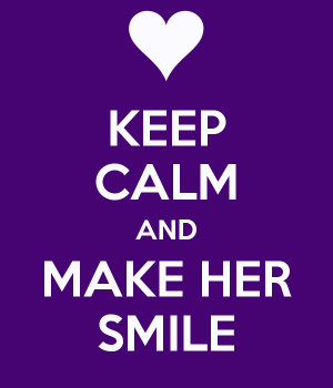 Make Her Smile Quotes Tumblr Images Wallpapers Pics Pictures Facebook ...