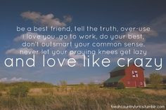 country lyrics old music quotes crazy country quotes old country music ...
